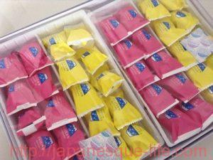 富士山プチシュー 個包装・パッケージ