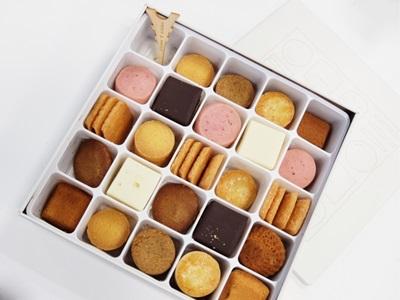 クッキー ホワイトデーお返しプレゼント