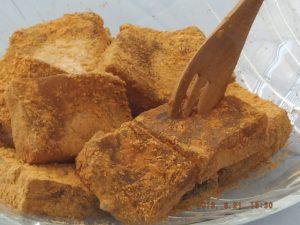 葛餅とわらび餅 違い 食べ方