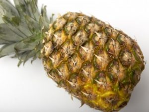 フィトールの成分 パイナップル