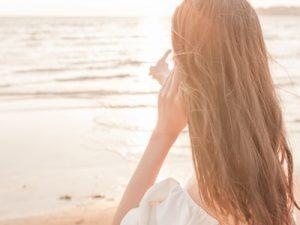 髪 紫外線対策