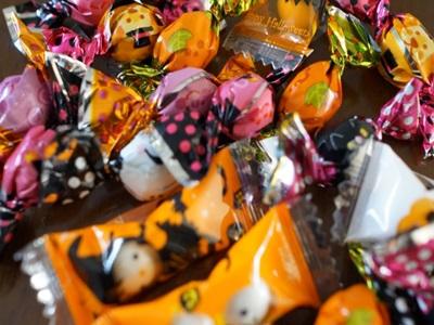 ハロウィンパッケージ お菓子 コンビニ・スーパー・市販