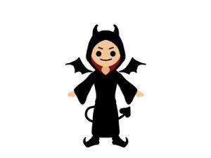 ハロウィン 仮装 男の子 悪魔