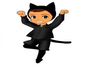 ハロウィン 仮装 黒猫