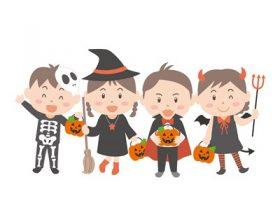 ハロウィン 可愛い 仮装 幼稚園