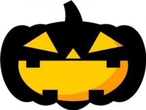 ハロウィーン イラスト かぼちゃ