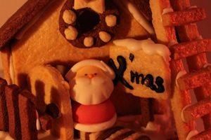 クリスマス お菓子の家 キット