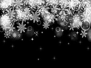 クリスマス フレーム イラスト かっこいい 雪