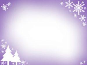 クリスマスツリー シルエット イラスト