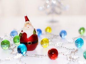 サンタクロース 置物 クリスマス雑貨