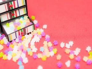 金平糖 ひな祭り お菓子