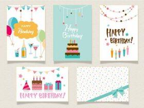 バースデーカード 誕生日カード イラスト フレーム テンプレート 無料 フリー