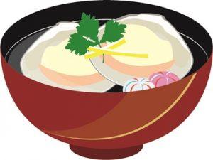 ひな祭り 蛤 ハマグリ お吸い物 イラスト 無料 フリー