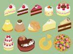 バースデーケーキ 誕生日ケーキ イラスト 無料 フリー