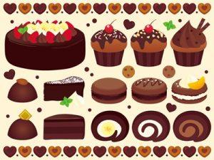 ホワイトデー お菓子 ケーキ イラスト 無料 フリー