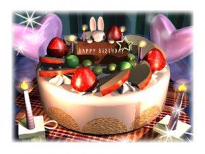 バースデーケーキ 誕生日ケーキ イラスト 無料 フリー おすすめ