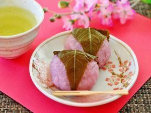 桜餅 さくらもち ひな祭り お菓子