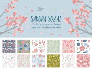 桜 イラスト 背景 素材 無料 フリー