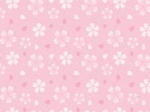 花 桜 イラスト 背景 壁紙 シンプル かわいい おしゃれ 無料 フリー