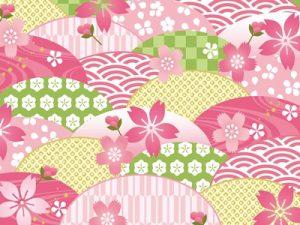 桜 和風 和柄 イラスト 無料 フリー