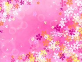 お花見 桜 背景 イラスト 無料 フリー 素材