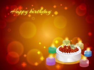 誕生日 バースデーケーキ イラスト おしゃれ 無料 フリー