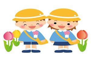 チューリップ イラスト 子供 幼稚園 保育園 無料 フリー