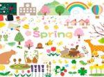 春 イラスト かわいい 無料 フリー