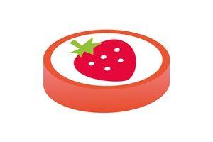 イチゴ飴 金太郎飴 イラスト 無料 フリー