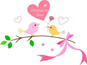 母の日 イラスト 鳥 無料 フリー