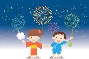花火 イラスト 幼稚園 子供 男の子 女の子 無料 フリー かわいい