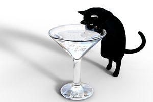 黒猫 イラスト オシャレ 子猫 無料 フリー