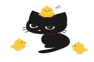 猫 ネコ イラスト 可愛い 無料 フリー