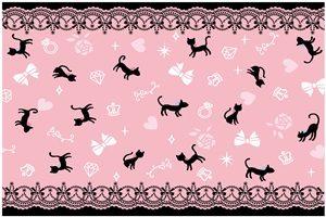 黒猫 イラスト 壁紙 背景 おしゃれ かわいい 無料 フリー