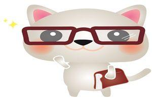 猫 イラスト クール かっこいい 無料 フリー