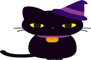 黒猫 イラスト クール かっこいい 無料 フリー