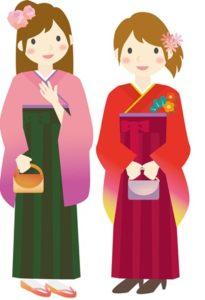お正月 イラスト 女の子 袴 かわいい 無料 商用フリー