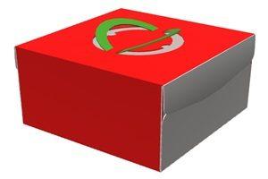 クリスマスケーキ 箱 イラスト 無料 商用フリー