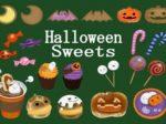 ハロウィン イラスト お菓子 スイーツ 無料 フリー