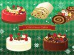 クリスマスケーキ イラスト 無料 フリー かわいい