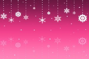 雪の結晶 イラスト 背景 かわいい 綺麗 無料 商用フリー