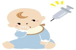 赤ちゃん 注射 イラスト 無料 商用フリー