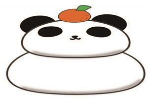 鏡餅 イラスト 動物 パンダ 無料 フリー