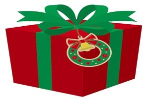クリスマスプレゼント イラスト 無料 商用フリー